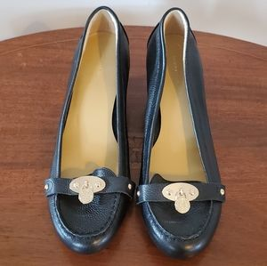 Tommy Hilfiger wedge loafers